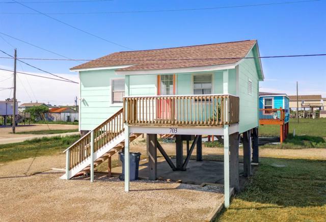 703 Caisson Street, Surfside Beach, TX 77541 (MLS #55464174) :: Caskey Realty