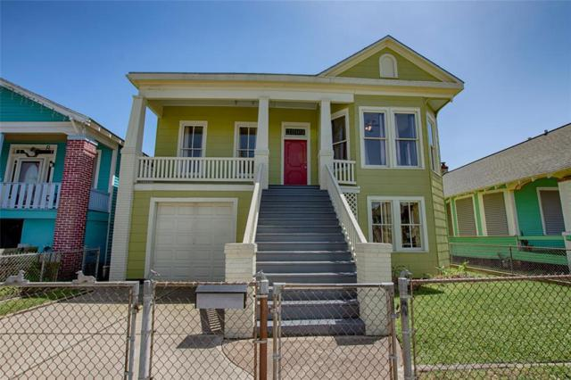 3809 Avenue M, Galveston, TX 77550 (MLS #55467580) :: JL Realty Team at Coldwell Banker, United