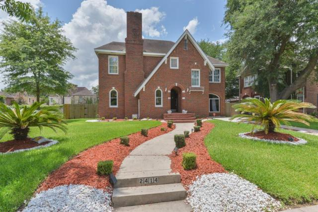 2414 Rosedale Street, Houston, TX 77004 (MLS #55471124) :: The Heyl Group at Keller Williams