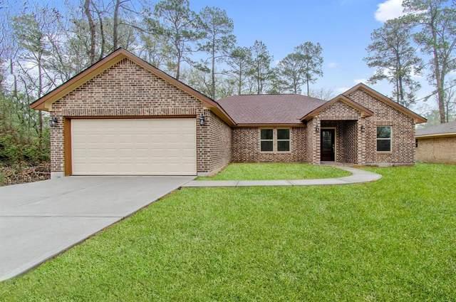 10398 Fairview Drive, Conroe, TX 77385 (MLS #5547429) :: The Sansone Group