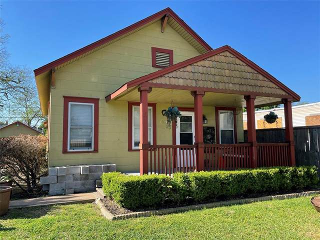 1020 E 28th Street, Houston, TX 77009 (MLS #55476566) :: Connell Team with Better Homes and Gardens, Gary Greene