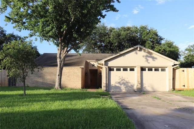 855 Shadwell Drive, Houston, TX 77062 (MLS #55478325) :: Rachel Lee Realtor