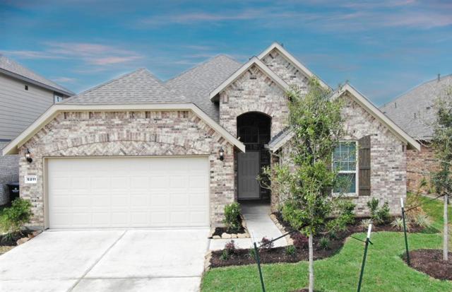 5211 Baroness Lane, Katy, TX 77493 (MLS #55493039) :: The Home Branch
