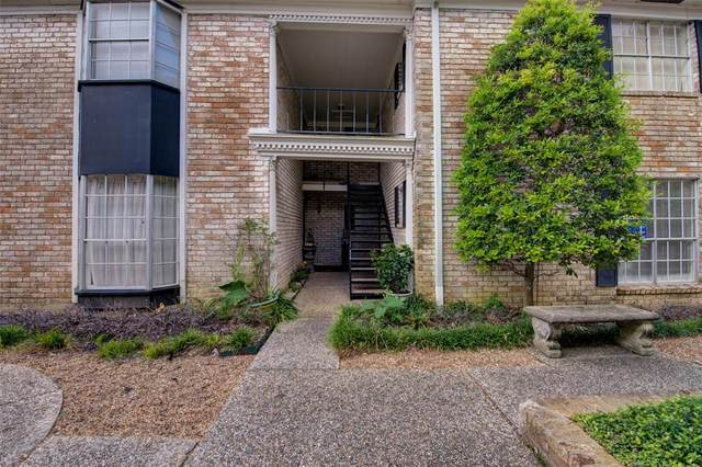 7900 Westheimer Road #215, Houston, TX 77063 (MLS #55503691) :: The SOLD by George Team