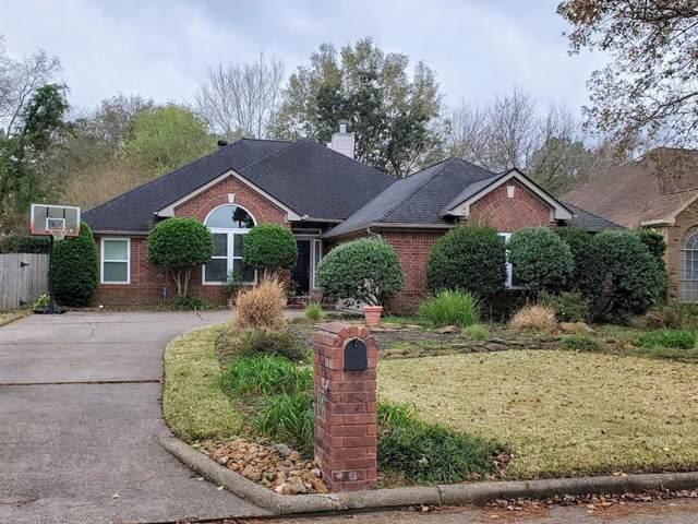 3134 Creek Manor Drive, Kingwood, TX 77339 (MLS #55505501) :: Texas Home Shop Realty