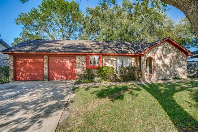 5007 Carmona Lane, Pearland, TX 77584 (MLS #55505877) :: Lerner Realty Solutions