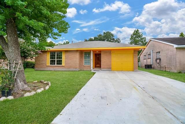 3819 Tiffany Drive, Houston, TX 77045 (MLS #55506113) :: The Sansone Group