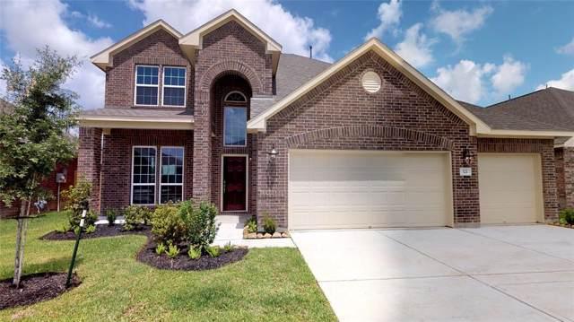 321 Burgundy Drive, Alvin, TX 77511 (MLS #55509375) :: The Sold By Valdez Team