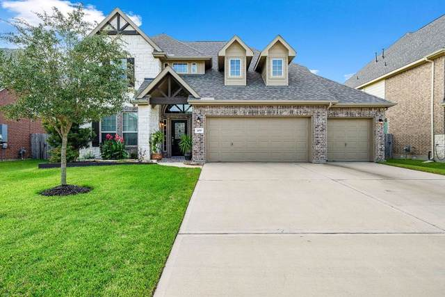 409 Wood Forest Drive, League City, TX 77573 (MLS #55511134) :: The Home Branch