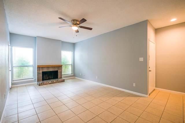 10049 Westpark Drive #107, Houston, TX 77042 (MLS #55514516) :: The Jill Smith Team