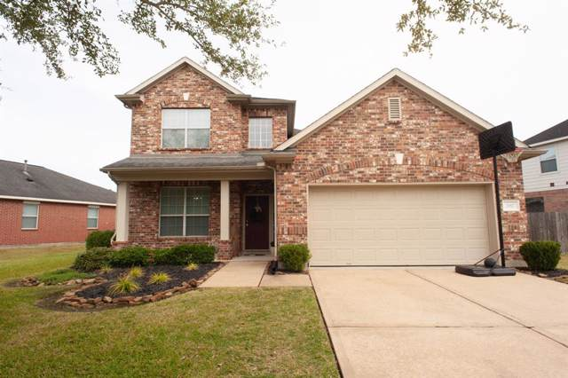 1917 Lazy Hollow Ln, Pearland, TX 77581 (MLS #55514838) :: Texas Home Shop Realty