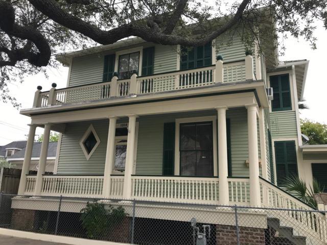 1214 21st Street, Galveston, TX 77550 (MLS #55524101) :: Texas Home Shop Realty