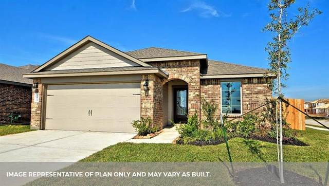 406 Turtle Oak Lane, Baytown, TX 77523 (MLS #55525898) :: My BCS Home Real Estate Group