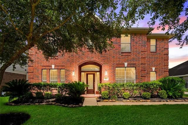 21815 Red Ashberry Trail, Cypress, TX 77433 (MLS #55539129) :: The Bly Team