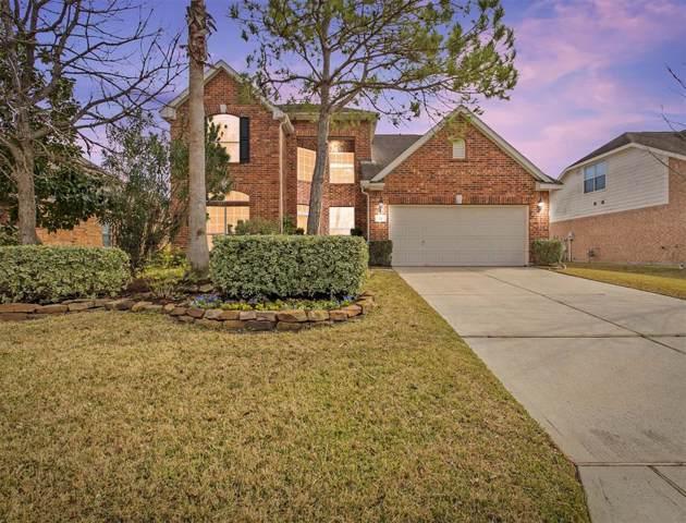 22 New Dawn Place, Conroe, TX 77385 (MLS #5554688) :: TEXdot Realtors, Inc.