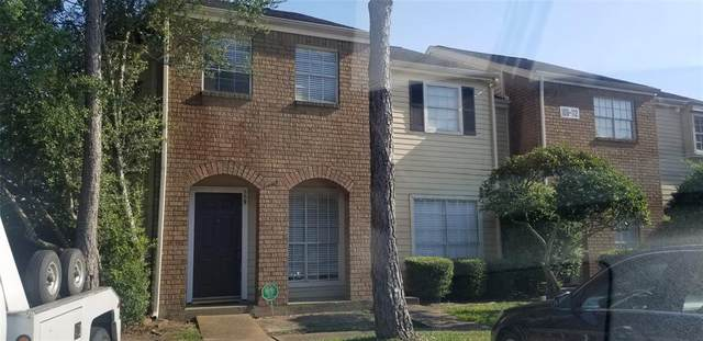 2002 Gentryside Drive #109, Houston, TX 77077 (MLS #55549406) :: Keller Williams Realty