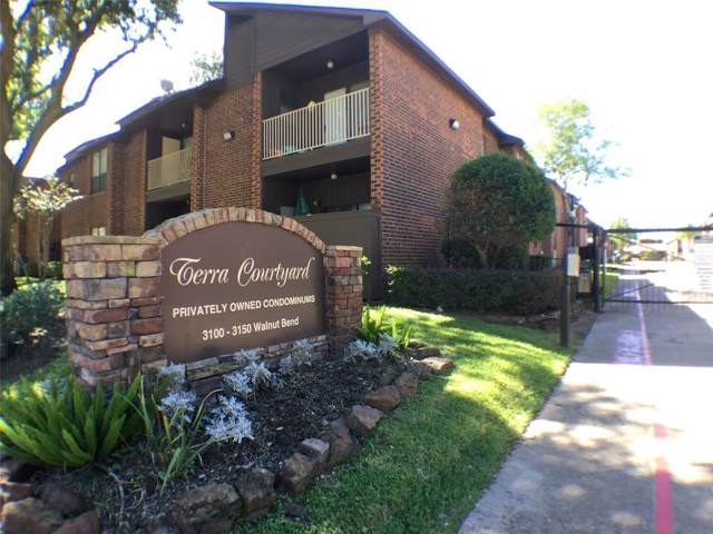 3100 Walnut Bend Lane #223, Houston, TX 77042 (MLS #55549409) :: The Sansone Group