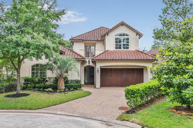 8 Margaux Way, The Woodlands, TX 77382 (MLS #55551706) :: The Home Branch