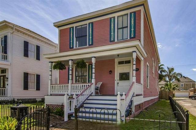 1815 Church Street, Galveston, TX 77550 (MLS #55553592) :: The Sansone Group