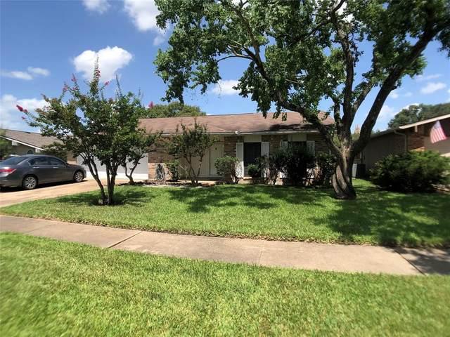 16922 Castle Fraser Drive, Houston, TX 77084 (MLS #55555292) :: The Bly Team