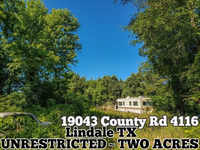 19043 County Road 4116, Lindale, TX 75771 (MLS #55556683) :: TEXdot Realtors, Inc.