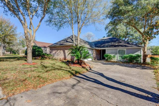 4606 Sylvan Glen Drive, Houston, TX 77084 (MLS #55558880) :: The Heyl Group at Keller Williams
