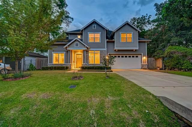 6405 Remlap Street, Houston, TX 77055 (#55560423) :: ORO Realty