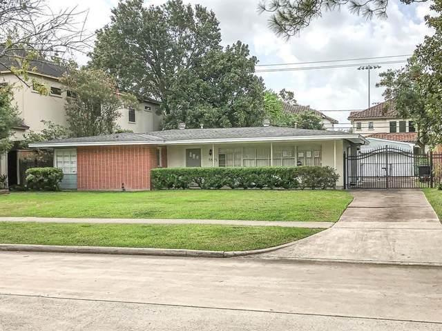3825 Gramercy Street, Houston, TX 77025 (MLS #55569155) :: My BCS Home Real Estate Group