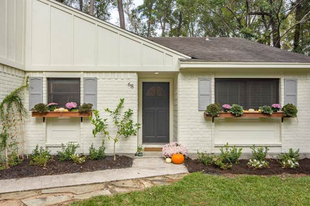 68 S Wavy Oak Circle, The Woodlands, TX 77381 (MLS #55574268) :: The Bly Team