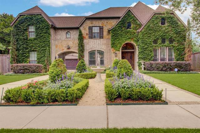 1405 Glourie Drive, Houston, TX 77055 (MLS #55579031) :: All Cities USA Realty
