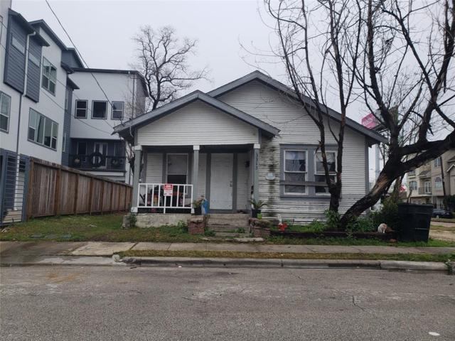 3313 Baer Street, Houston, TX 77020 (MLS #5558047) :: Texas Home Shop Realty
