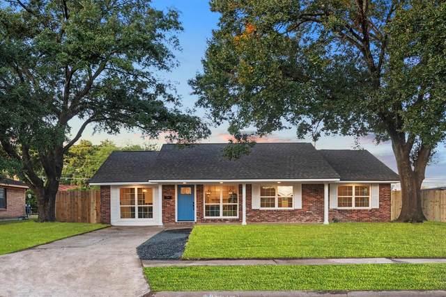 4214 Marlborough Drive, Houston, TX 77092 (MLS #55591117) :: The Freund Group