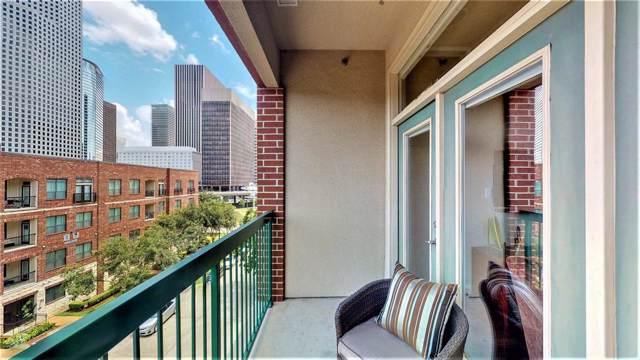 300 St Joseph Parkway #304, Houston, TX 77002 (MLS #55595357) :: The Parodi Team at Realty Associates