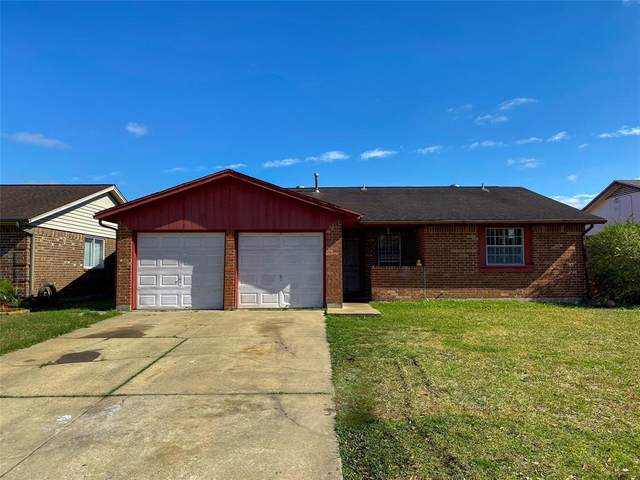 11514 Fruitwood Drive, Houston, TX 77089 (MLS #55604734) :: The Jill Smith Team
