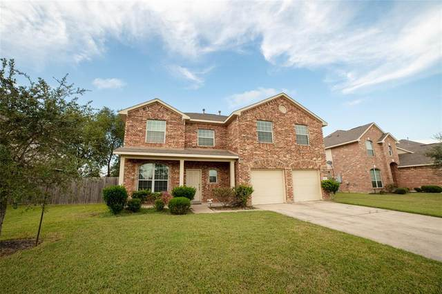 6109 Hickory Hollow Drive, Pearland, TX 77581 (MLS #55605096) :: The Freund Group