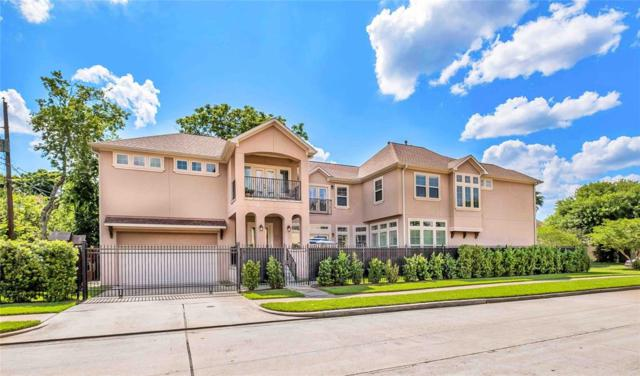 5201 Beech Street, Bellaire, TX 77401 (MLS #55626544) :: The SOLD by George Team