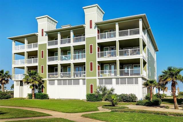 27020 Estuary Drive #101, Galveston, TX 77554 (MLS #55627952) :: All Cities USA Realty