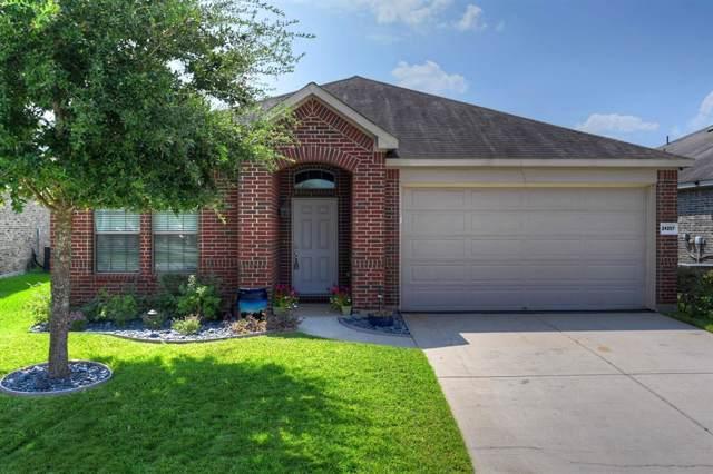 24207 Sunrise Springs Lane, Katy, TX 77494 (MLS #55628531) :: The Home Branch