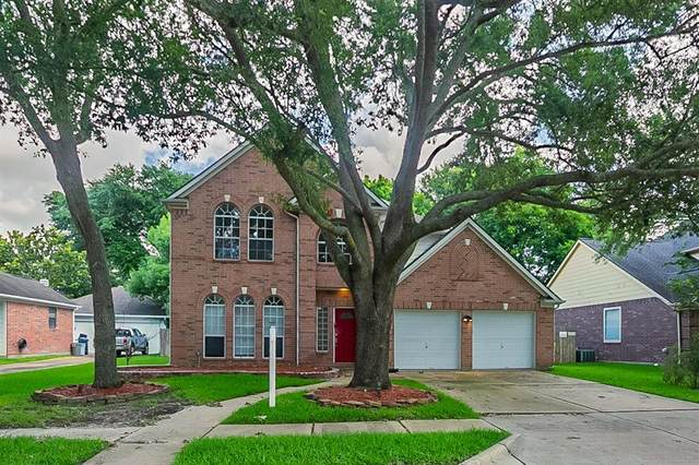 22422 Park Point Drive, Katy, TX 77450 (MLS #55635208) :: The SOLD by George Team