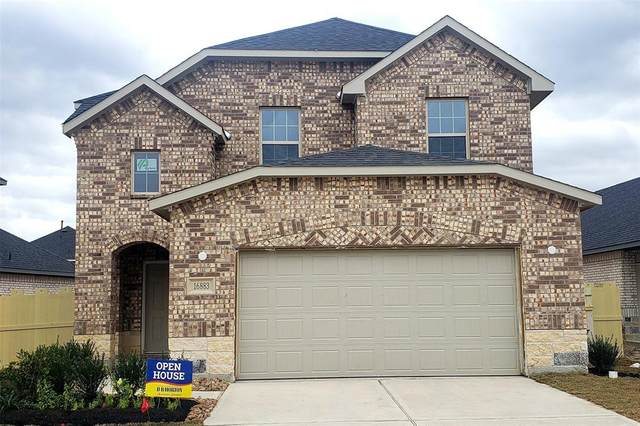 16883 Pink Wintergreen Drive, Conroe, TX 77385 (MLS #5564237) :: The Home Branch