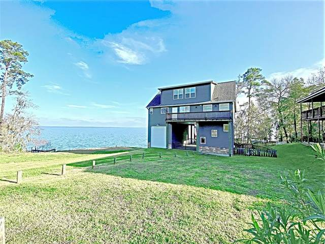 600 Northwoods Drive, Point Blank, TX 77364 (MLS #55648358) :: CORE Realty