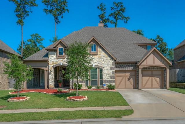90 Chestnut Meadow Drive, Conroe, TX 77384 (MLS #55651639) :: The Home Branch