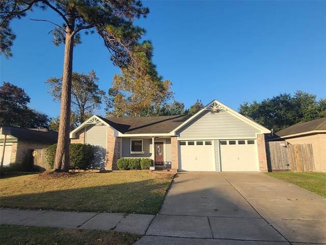 5923 Woodmancote Drive, Humble, TX 77346 (MLS #55653230) :: Michele Harmon Team