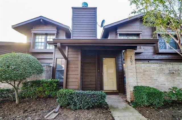 2611 Grants Lake Boulevard #207, Sugar Land, TX 77479 (MLS #55677531) :: Caskey Realty