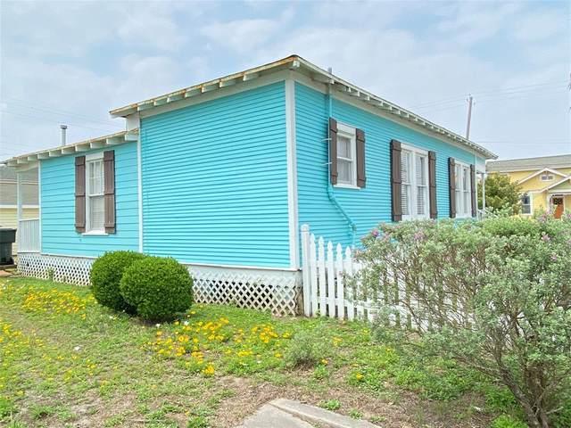 1504 14th Street, Galveston, TX 77550 (MLS #55678606) :: The Queen Team