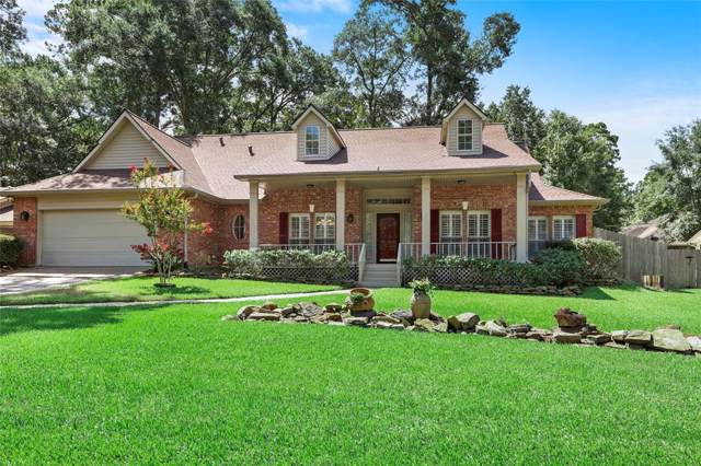 108 Clear Springs Drive, Montgomery, TX 77356 (MLS #55678714) :: The Home Branch