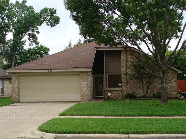 327 Brompton Court, Highlands, TX 77562 (MLS #55680672) :: The Sansone Group