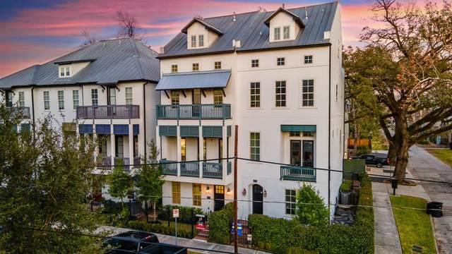 2706 Cortlandt Street, Houston, TX 77008 (MLS #55681364) :: Ellison Real Estate Team