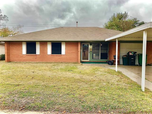 8010 Minnesota Street, Houston, TX 77034 (MLS #55681492) :: Texas Home Shop Realty