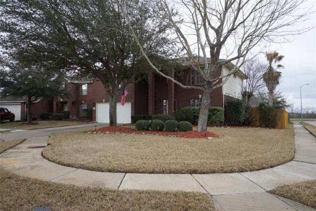 2802 Cherry Orchard Court, Katy, TX 77449 (MLS #55685532) :: Giorgi Real Estate Group